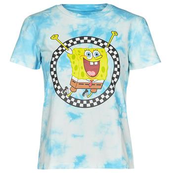 Vêtements Femme T-shirts manches courtes Vans WM VANS X SPONGEBOB