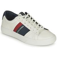 Schuhe Jungen Sneaker Low Jack & Jones MISTRY Weiß
