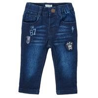 Abbigliamento Bambino Jeans dritti Ikks ACIER