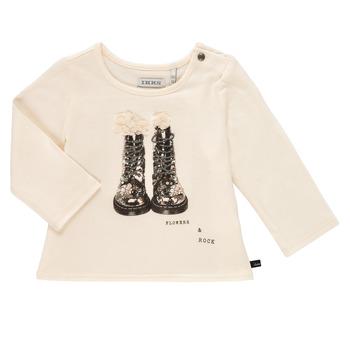 Vêtements Fille T-shirts manches longues Ikks PAON
