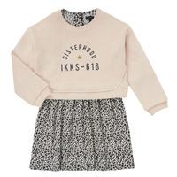 Vêtements Fille Robes courtes Ikks MENTHE