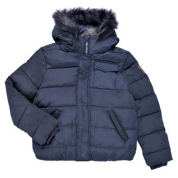 Abbigliamento Bambino Piumini Ikks MAGENTA