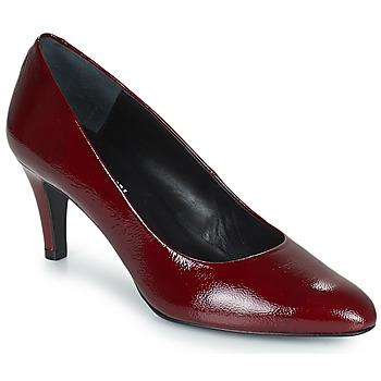 Chaussures Femme Escarpins JB Martin HOUCHKA VVN BORDEAUX DCV / GOMME