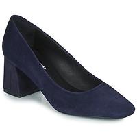 Chaussures Femme Escarpins JB Martin TAMARA KVL MARINE DCV/ELASTOMERE