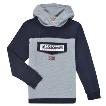 Vêtements Garçon Sweats Napapijri BURGEE