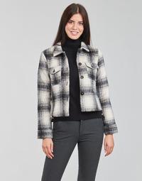 Kleidung Damen Jacken / Blazers Only ONLLOU Beige