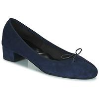 Chaussures Femme Escarpins JB Martin REVE KVL MARINE DCV / ELASTOMERE