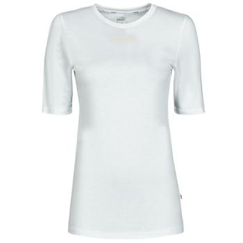 Abbigliamento Donna T-shirt maniche corte Puma MBASIC TEE