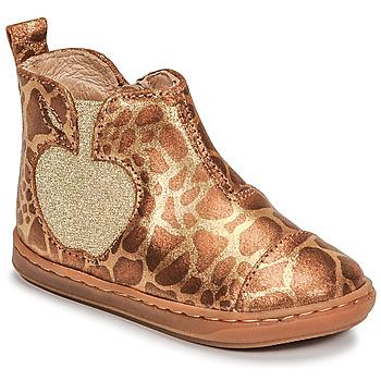 Chaussures Fille Boots Shoo Pom BOUBA APPLE