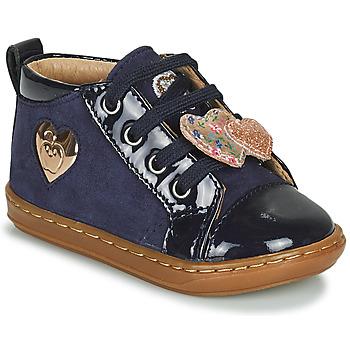 Scarpe Bambina Sneakers alte Shoo Pom BOUBA HEART