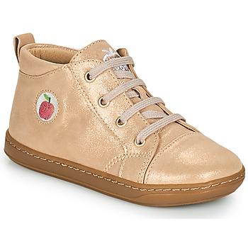 Scarpe Bambina Sneakers alte Shoo Pom BOUBA ZIP LACE