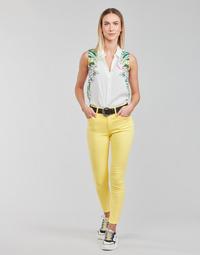 Abbigliamento Donna Pantaloni 5 tasche Desigual ALBA