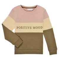 Vêtements Fille Sweats Name it NKFLIBEL LS SWEAT