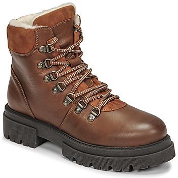Chaussures Femme Boots Fericelli PISTACHE