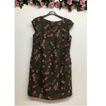 Vêtements Femme Robes courtes Fashion brands CERISIER-1533-KAKI