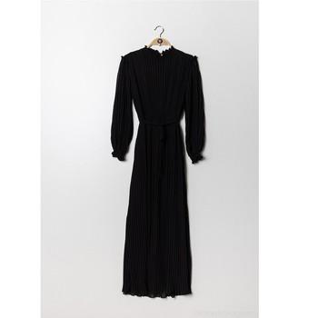Vêtements Femme Robes longues Fashion brands 9805-NOIR