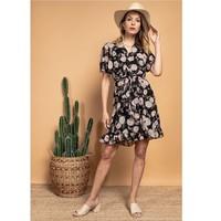 Vêtements Femme Robes courtes Fashion brands 2145A-NOIR
