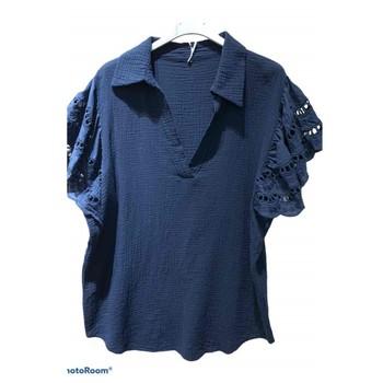 Vêtements Femme Tops / Blouses Fashion brands 310311-NAVY