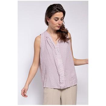 Vêtements Femme Tops / Blouses Fashion brands TP25-PINK