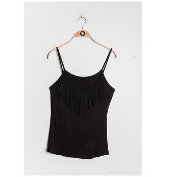 Vêtements Femme Tops / Blouses Fashion brands D852-BLACK