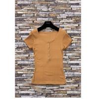 Vêtements Femme Tops / Blouses Fashion brands HS-2863-BROWN
