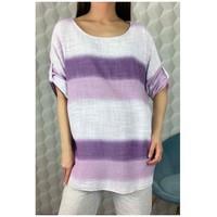 Abbigliamento Donna Top / Blusa Fashion brands 156485V-LILAC
