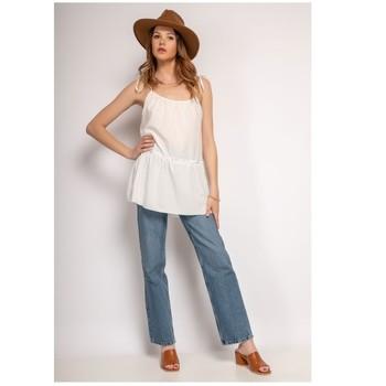 Vêtements Femme Tops / Blouses Fashion brands 490-WHITE