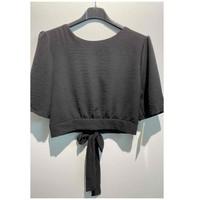 Vêtements Femme Tops / Blouses Fashion brands 5172-BLACK