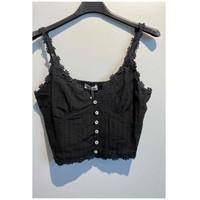 Vêtements Femme Tops / Blouses Fashion brands 6133-BLACK