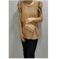 Vêtements Femme Tops / Blouses Fashion brands 3101-CAMEL