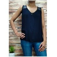 Abbigliamento Donna Top / Blusa Fashion brands 2940-BLACK