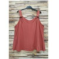 Vêtements Femme Tops / Blouses Fashion brands 3841-RASPBERRY