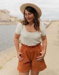 Vêtements Femme Tops / Blouses Céleste ERABLE