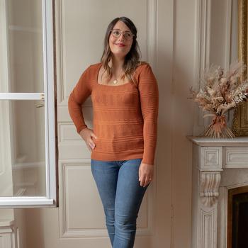 Abbigliamento Donna Maglioni Céleste NYSSA