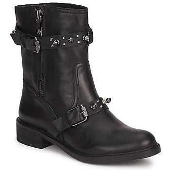Chaussures Femme Bottines Sam Edelman ADELE Noir