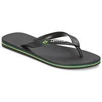 Schuhe Damen Zehensandalen Ipanema CLASSICA BRASIL II Schwarz