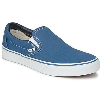 Chaussures Slip ons Vans CLASSIC SLIP ON Navy