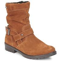 Schuhe Mädchen Boots Ricosta RAJSA Braun,