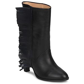 Chaussures Femme Bottes ville MySuelly GAD Noir