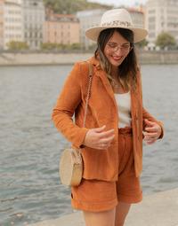 Abbigliamento Donna Giacche / Blazer Céleste SASSAFRAS