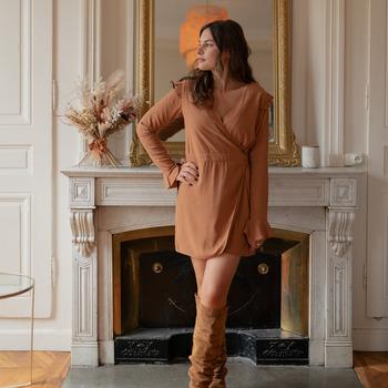 Vêtements Femme Combinaisons / Salopettes Céleste NOYER