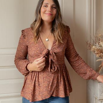 Abbigliamento Donna Top / Blusa Céleste ROSSIGNOL