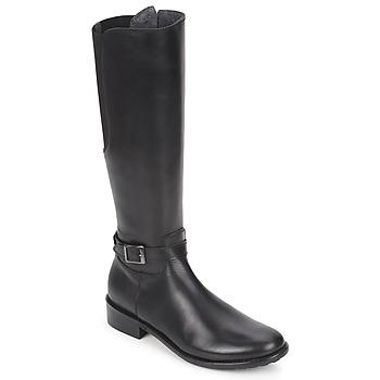 Schuhe Damen Klassische Stiefel Hip OTHILIE Schwarz