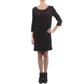 Kleidung Damen Kurze Kleider Stella Forest ZRO045 Schwarz