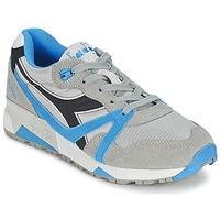 Schuhe Sneaker Low Diadora N9000  NYL Grau / Blau