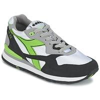 Schuhe Sneaker Low Diadora N-92 Weiß