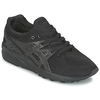 Schuhe Sneaker Low Asics GEL-KAYANO TRAINER EVO Schwarz