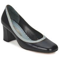 Schuhe Damen Pumps Sarah Chofakian SHOE HAT Schwarz / Schattengrau / Blau