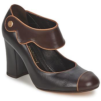 Schuhe Damen Pumps Sarah Chofakian DALI Kaffee