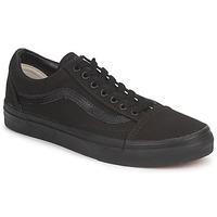 Chaussures Baskets basses Vans OLD SKOOL Noir / Noir